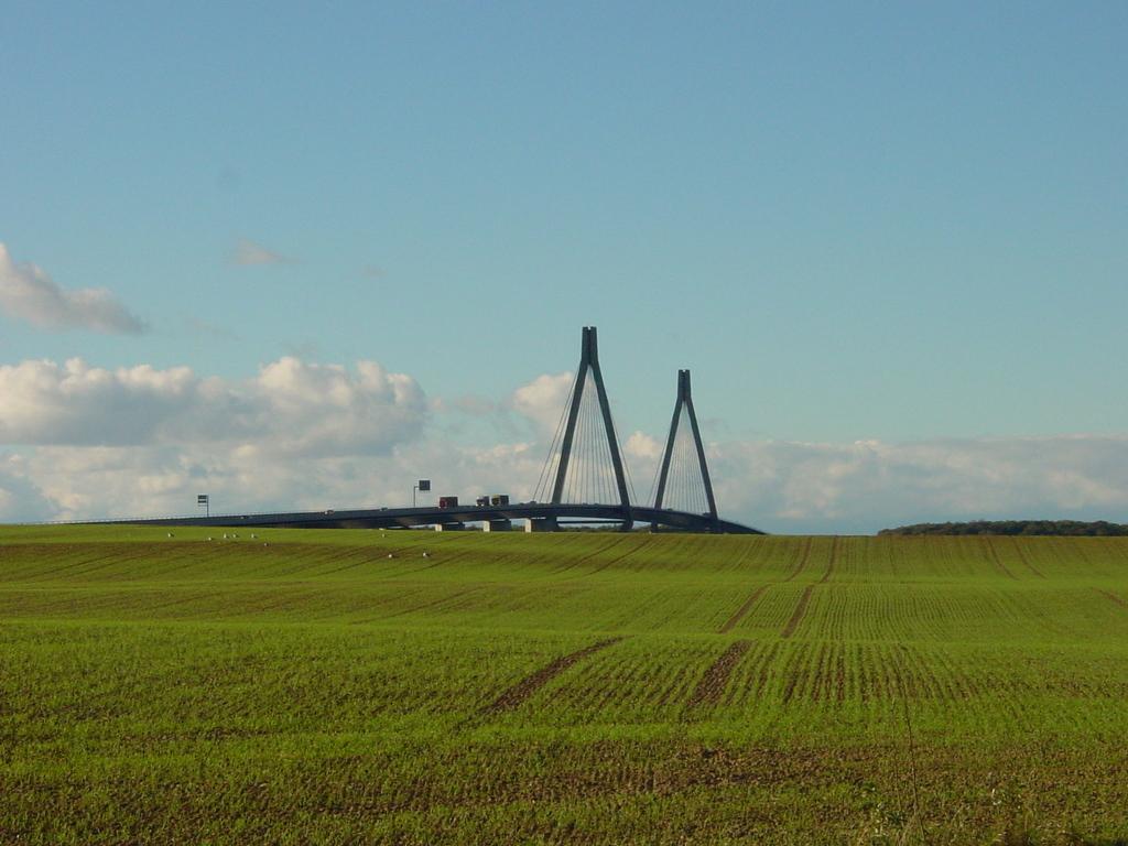Bei Faro in Dänemark