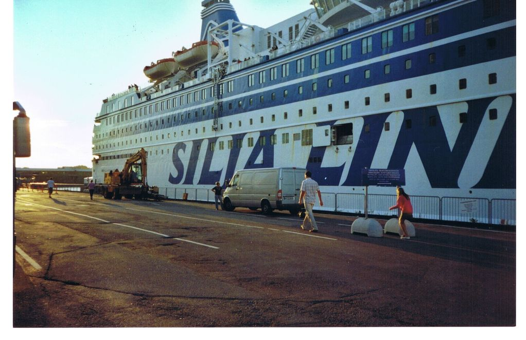 Auf den Weg nach Finnland