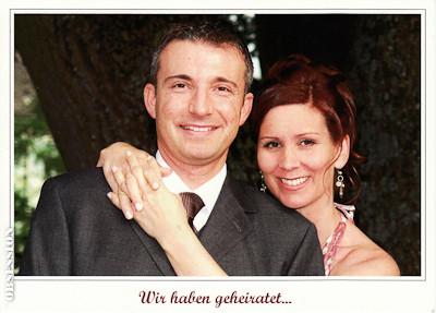 Janine & Stefan 2007