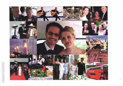 Liebes Obsession Team, wir freuen uns sehr über die von Euch kreierten tollen Ringe, die unseren Bund der Ehe besiegeln und uns schon viele Komplimente bescherten. Herzlichen Dank Lidija & Benno