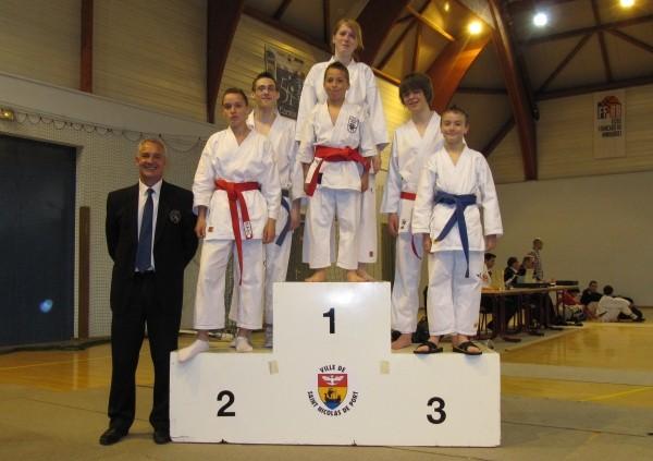 Juin 2010 - Dernier podium de la saison