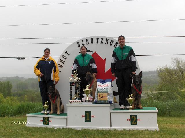 Championnat régional 2006 FSC-Cliquez sur l'image pour ouvrir l'album