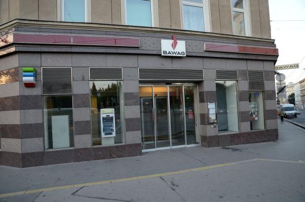 BAWAG P.S.K., Filiale Wien, Wallensteinplatz