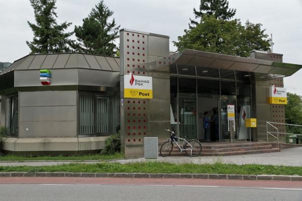BAWAG P.S.K., Filiale Wr. Neustadt