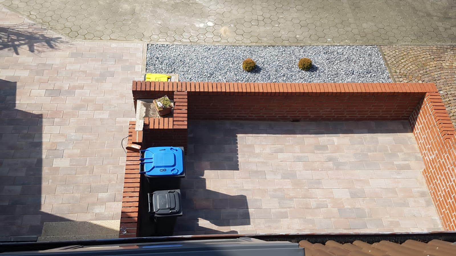 Pflasterarbeiten (Einfahrten, Terrassen, Parkflächen)