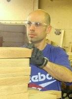 Stéphane Graveline, Wood Preparation