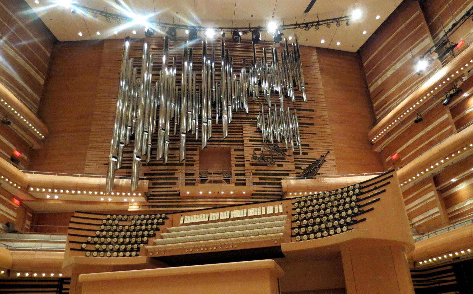Orgue Pierre-Béique, Casavant Opus 3900, Maison symphonique de Montréal, Canada