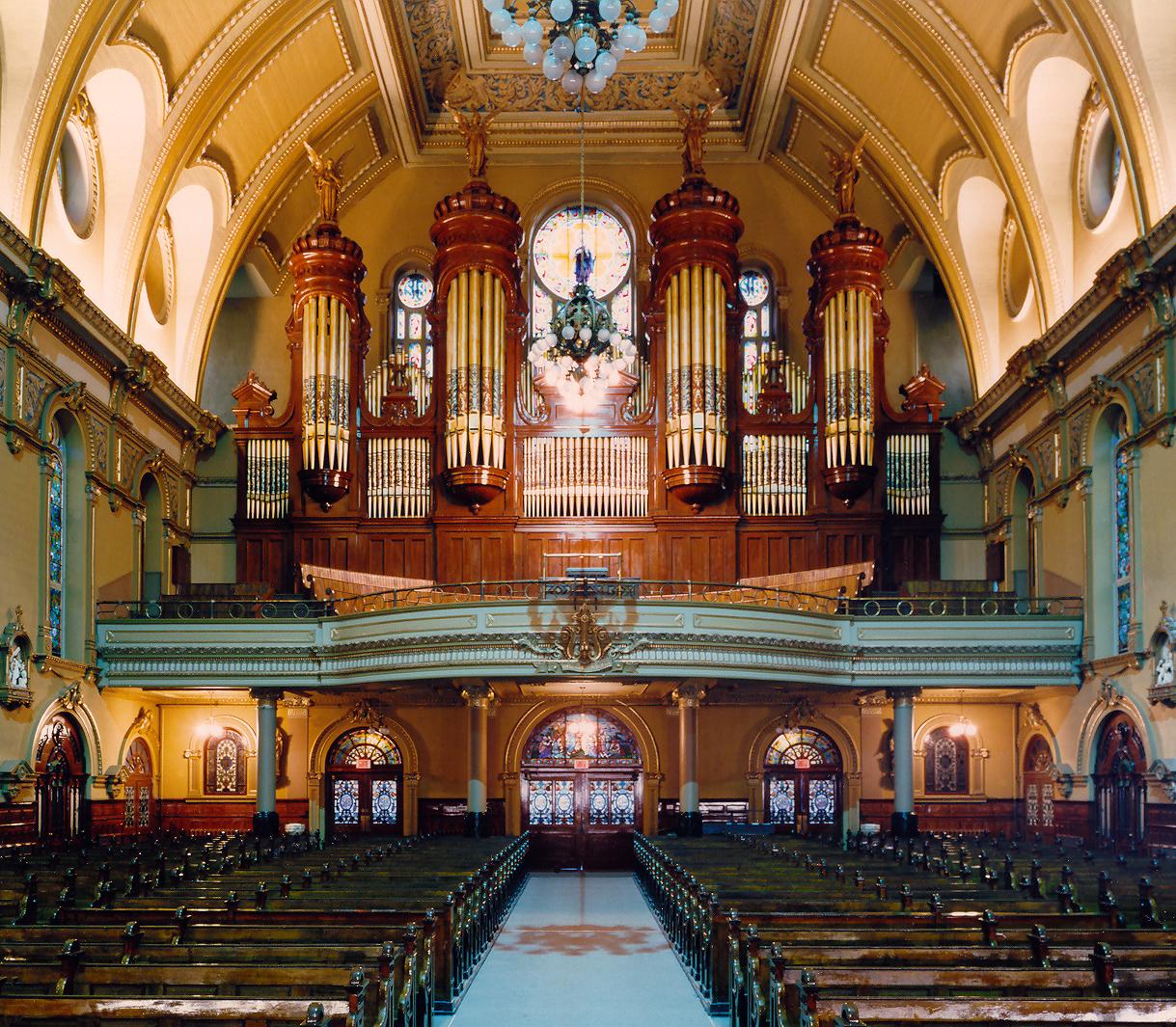 Eglise Saint-Jean-Baptiste, Montréal, QC