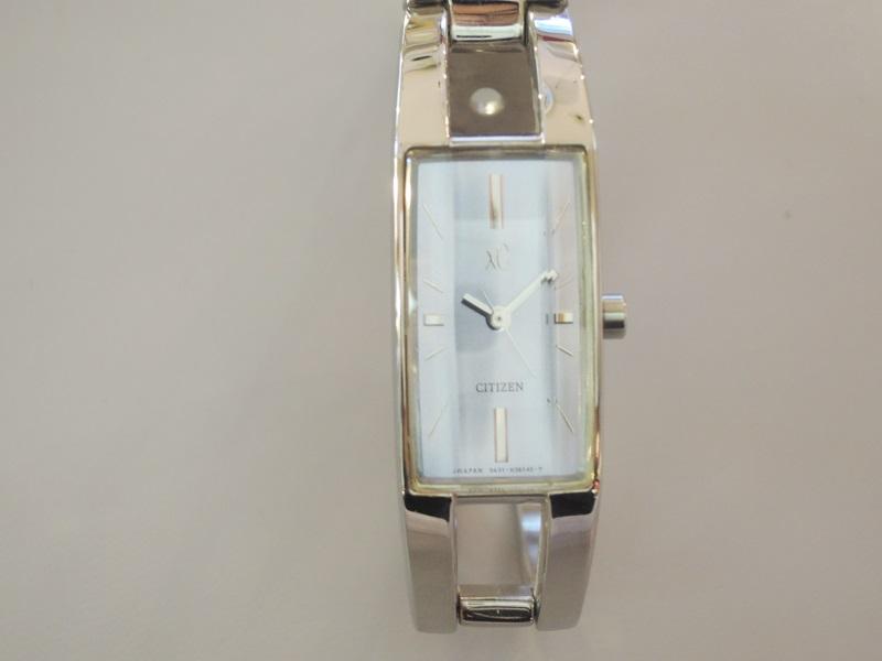 シチズン時計修理例