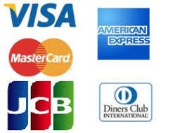 クレジットカード各社