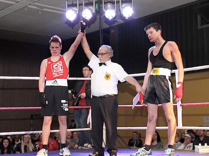 Alessio Salemi - Saarlandmeister 2016 - B-Jugend bis 75 kg