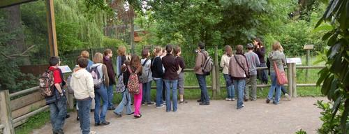Somme Groupes - Voyages en Groupes - Scolaires - Zoo - Animaux - Somme - Groupes - Amiens - Hauts de France - Picardie