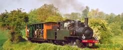 Somme Groupes - Voyages en groupes - Scolaires - Somme - Groupes - Haute Somme - Train - Vallée de la Somme - Hauts de France - Picardie