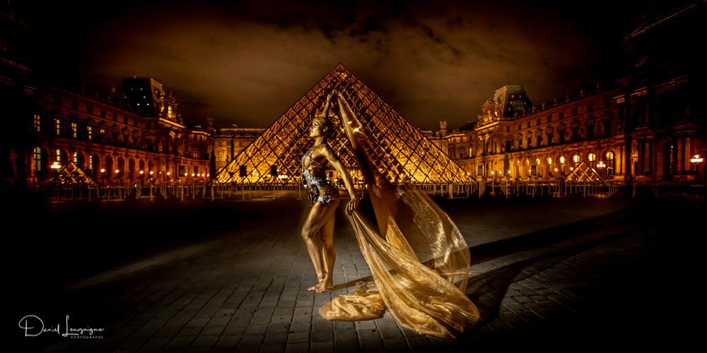 séance photo artistique à Paris