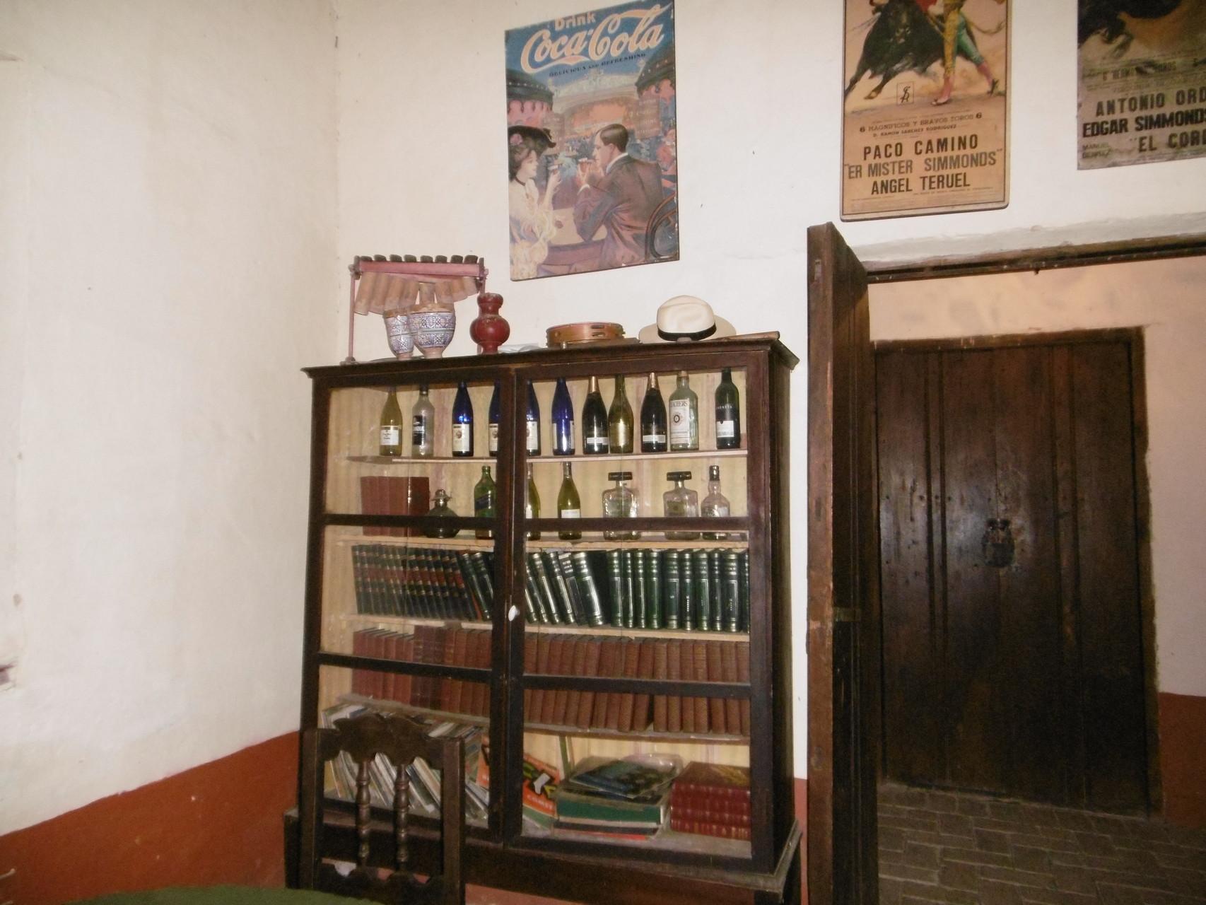 Hacienda Calibio Muebles