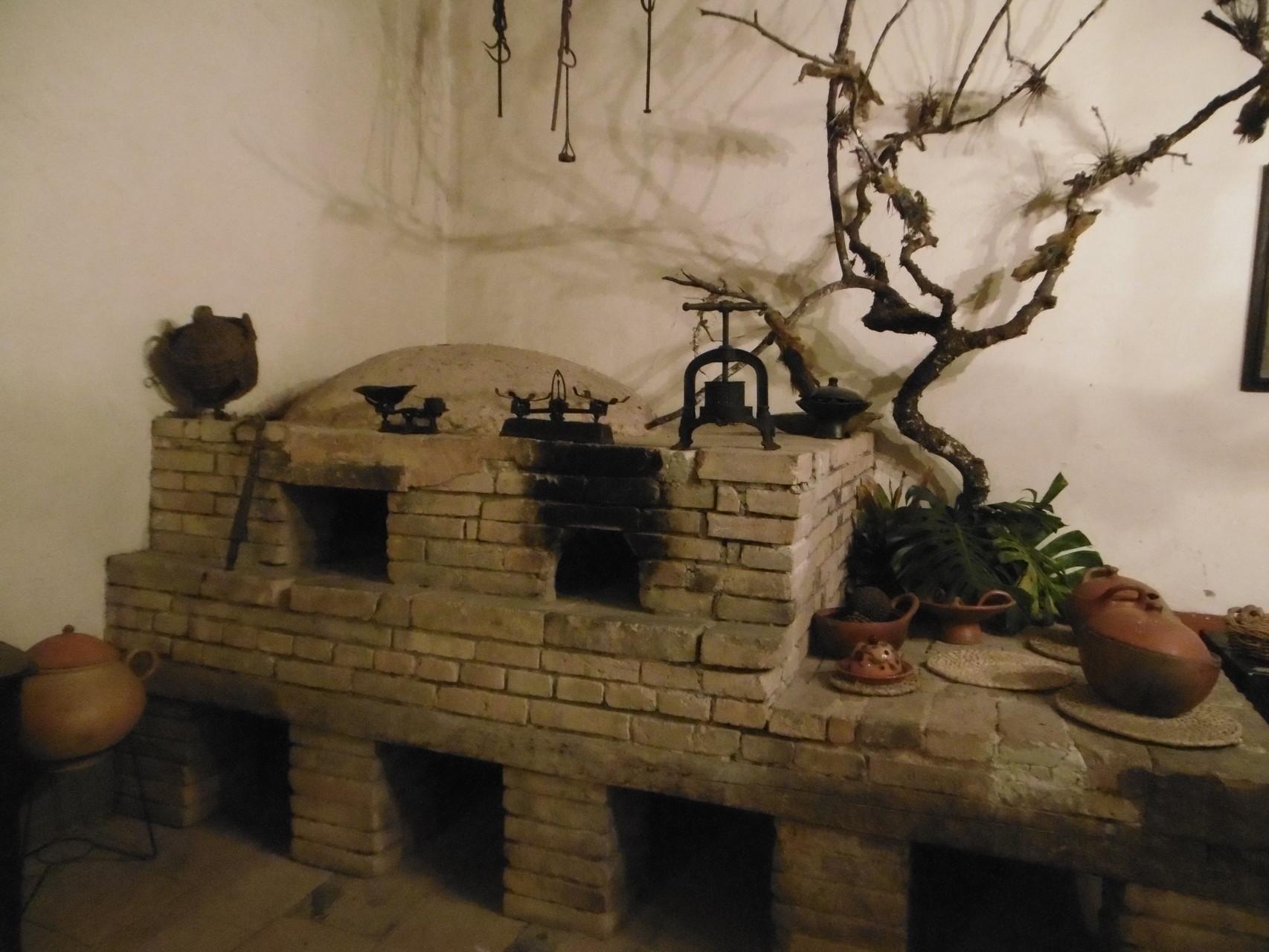 Hacienda Calibio Cocina