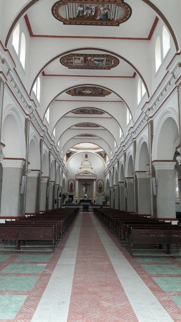 Iglesia de Timanà