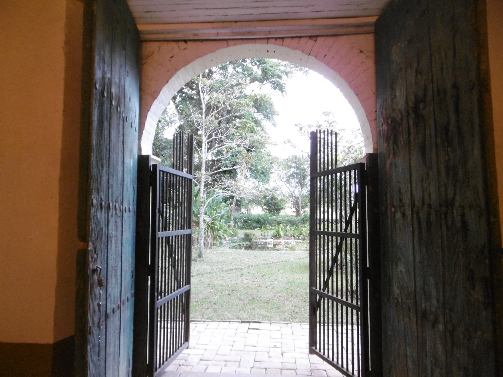 Hacienda Calibio Iglesia
