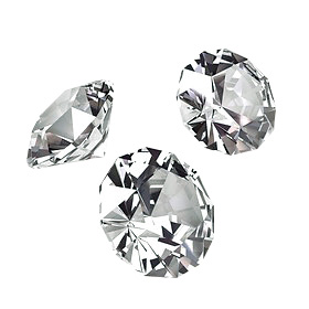 ダイヤモンドのカットグレード