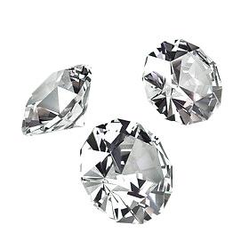 ダイヤモンドのカラット