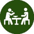 Das Mittagsband in der Gantagesbetreuung an der Steinenbergschule