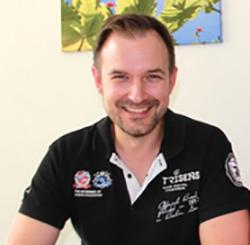 Matthias Hagen, der neue Schulleiter der Steinenbergschule in Stuttgart-Hedelfingen
