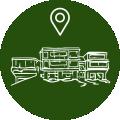 Lage und Gebäude der Steinenbergschule