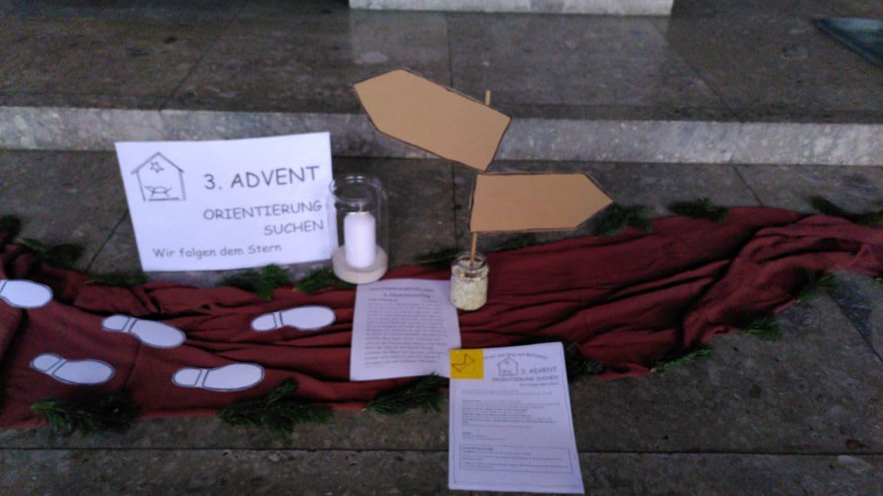 3. Advent - Orientierung suchen