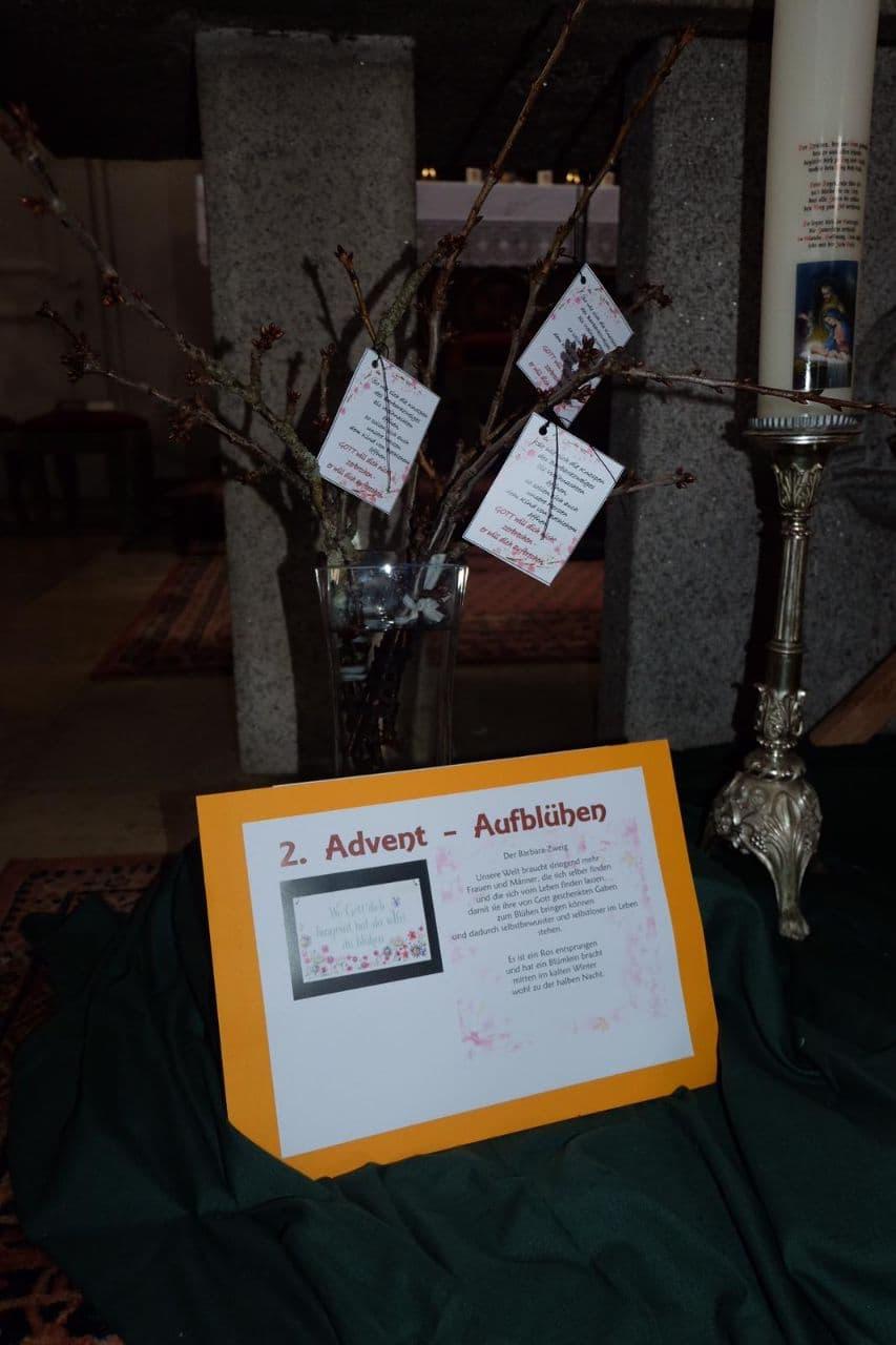 2. Advent - Aufblühen