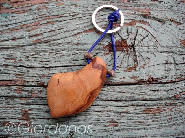 Schlüsselanhänger_Olivenholz und mehr_Giordanos
