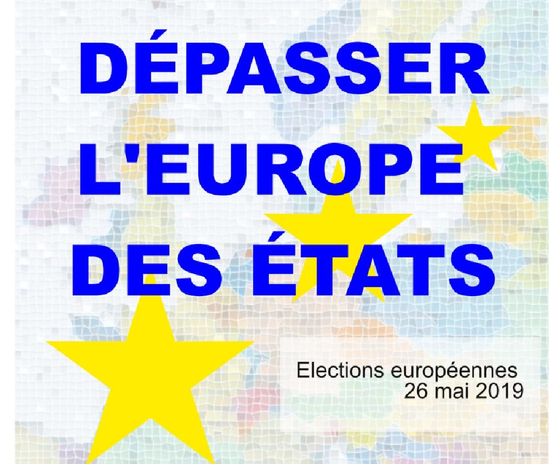 RÉGIONS ET PEUPLES SOLIDAIRES, FIN PRÊT POUR DÉPASSER L'EUROPE DES ÉTATS !