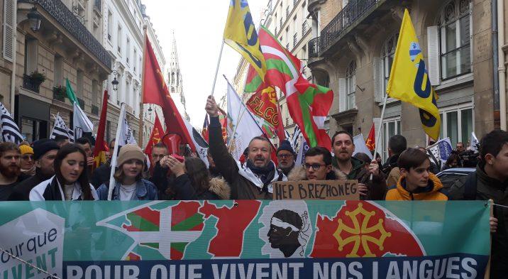 Pour que le breton fasse partie de l'avenir de la Bretagne