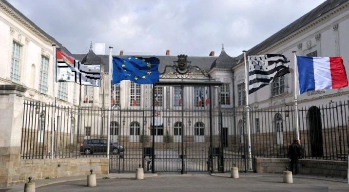 """Le """"Gwenn-ha-Du"""" à l'Hôtel de Ville de Nantes : une belle avancée"""