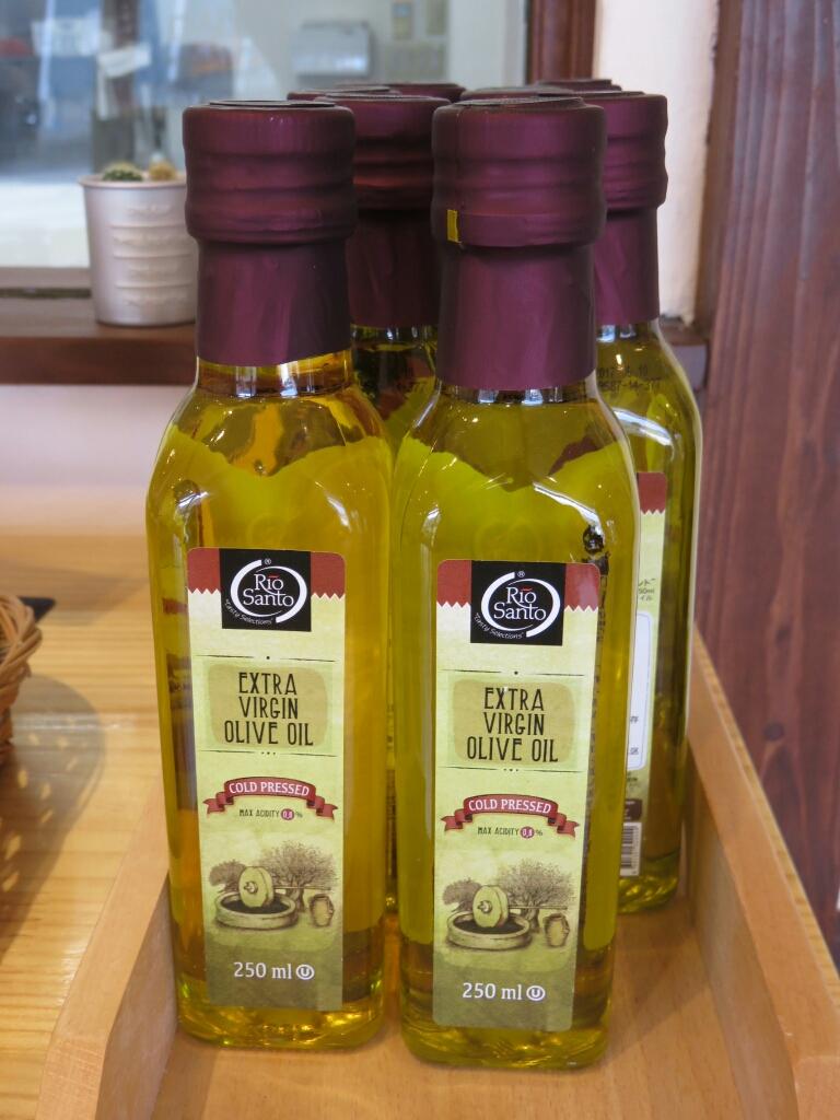 イタリアぱんによく使われる、オリーブオイル
