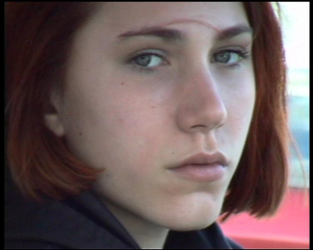 vidéo / Portraits d'adolescents, Ange Leccia, 1999
