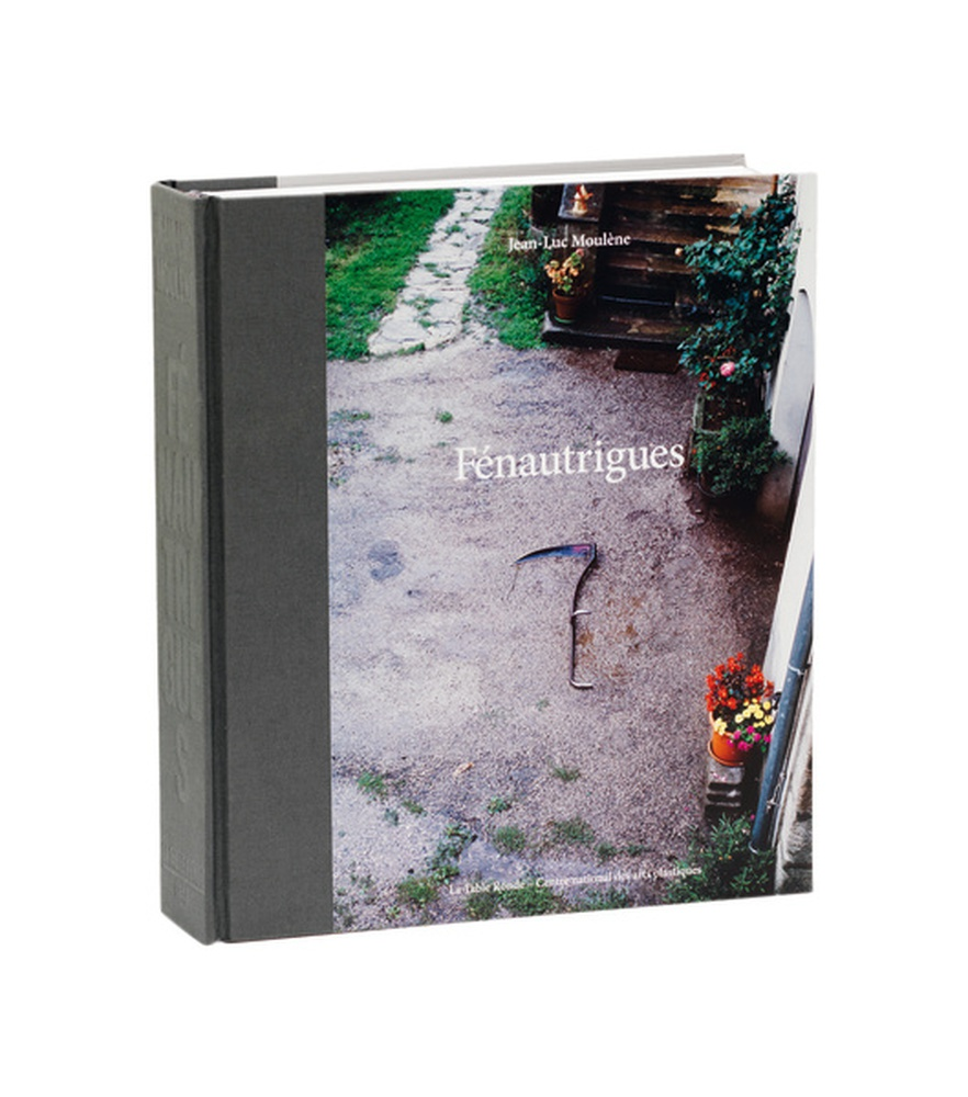 livre / photographies du Lot, Jean-Luc Moulène, 2010
