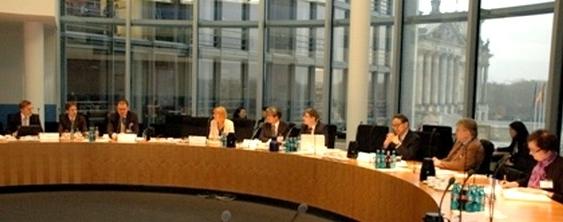 Blick in die Teilnehmerrunde des X. Deutsch-Koreanischen Forums
