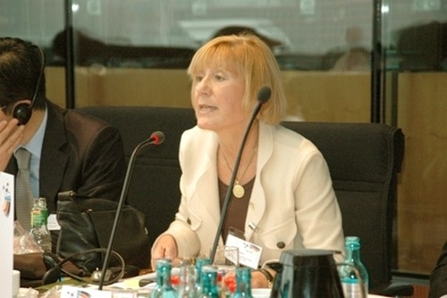 Wortmeldung von Frau Dr. Bräsel auf dem X. Deutsch-Koreanischen Forum