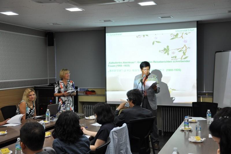 Vortrag an der Yonsei Universität (2)