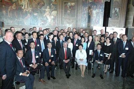 XII. Deutsch-Koreanisches Forum - 2013 Forum mit Bundespräsidenten