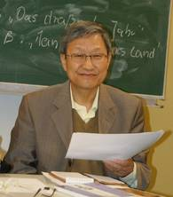 Kim Kwang-Kyu zu Gast im Seminar