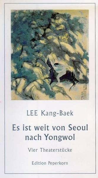 Lee, Es ist weit von Seoul - Illustration zur Publikationsliste Dr. S. Bräsel
