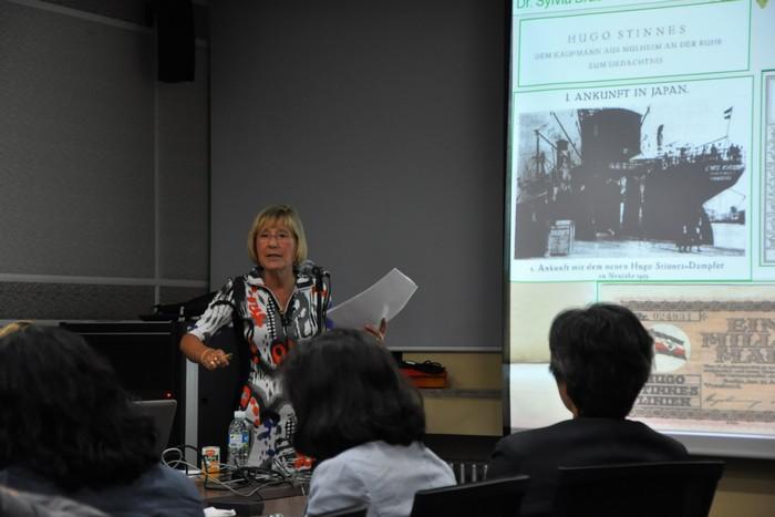 Vortrag an der Yonsei Universität (1)