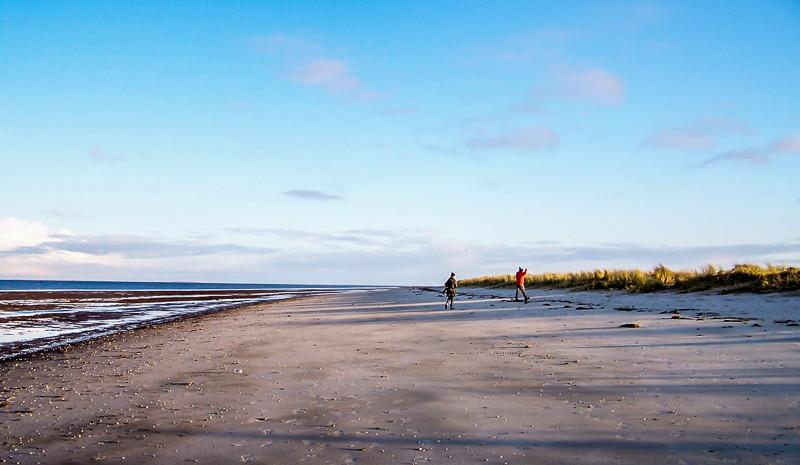 Strand im Wangerland