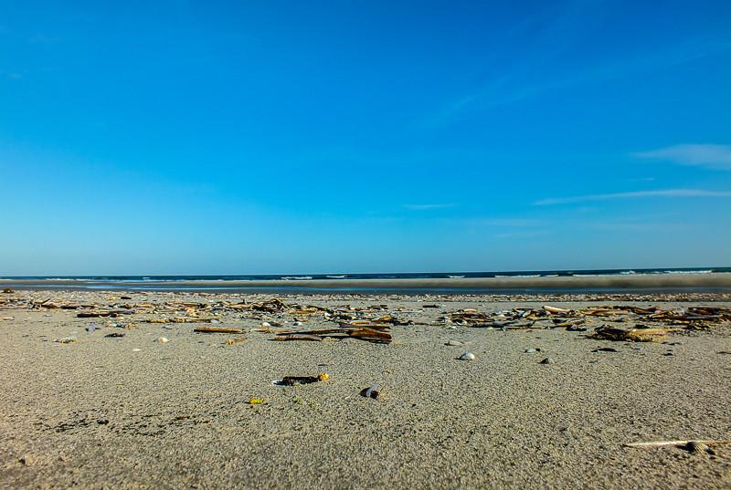 Weite, Stille, Strand