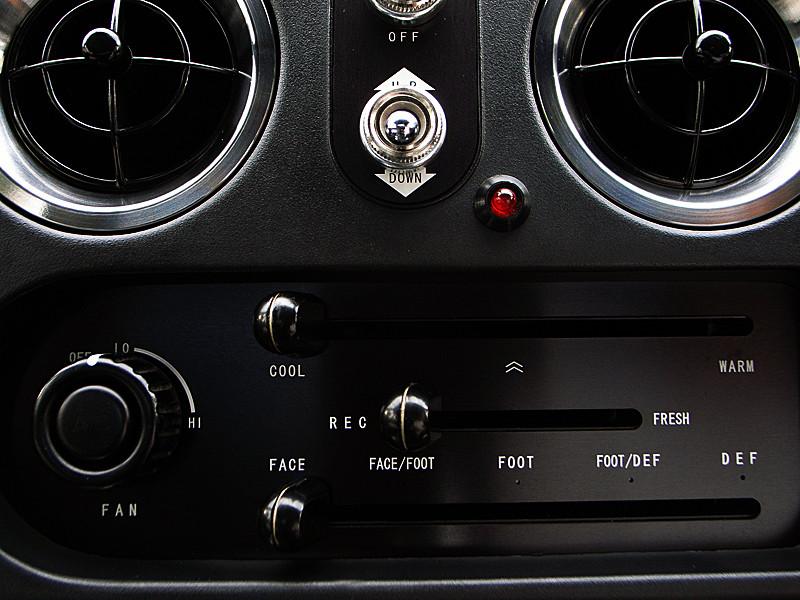 AC panel TYPE-01(Black)