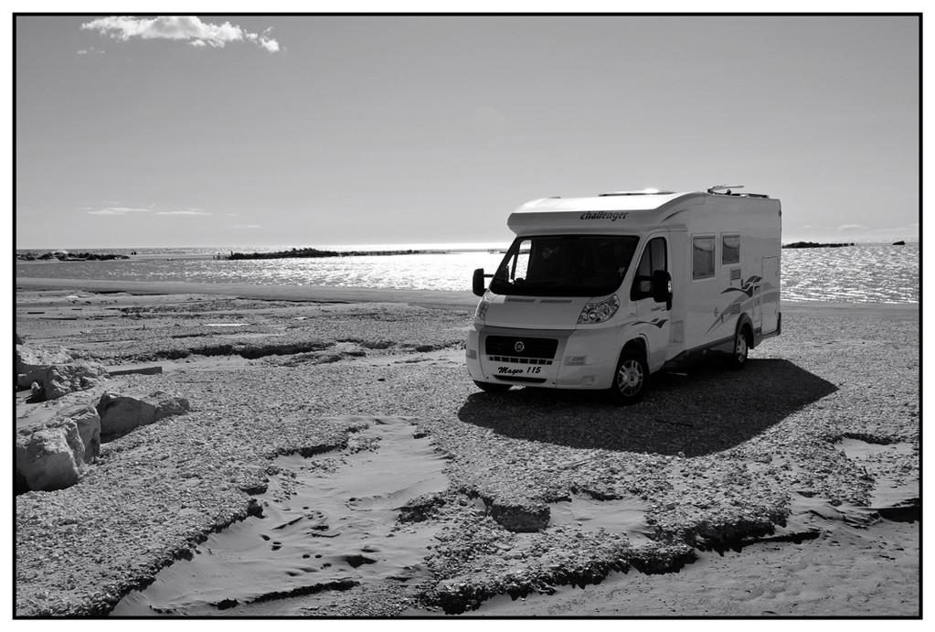 MAGEO sur la plage de PIEMENSON