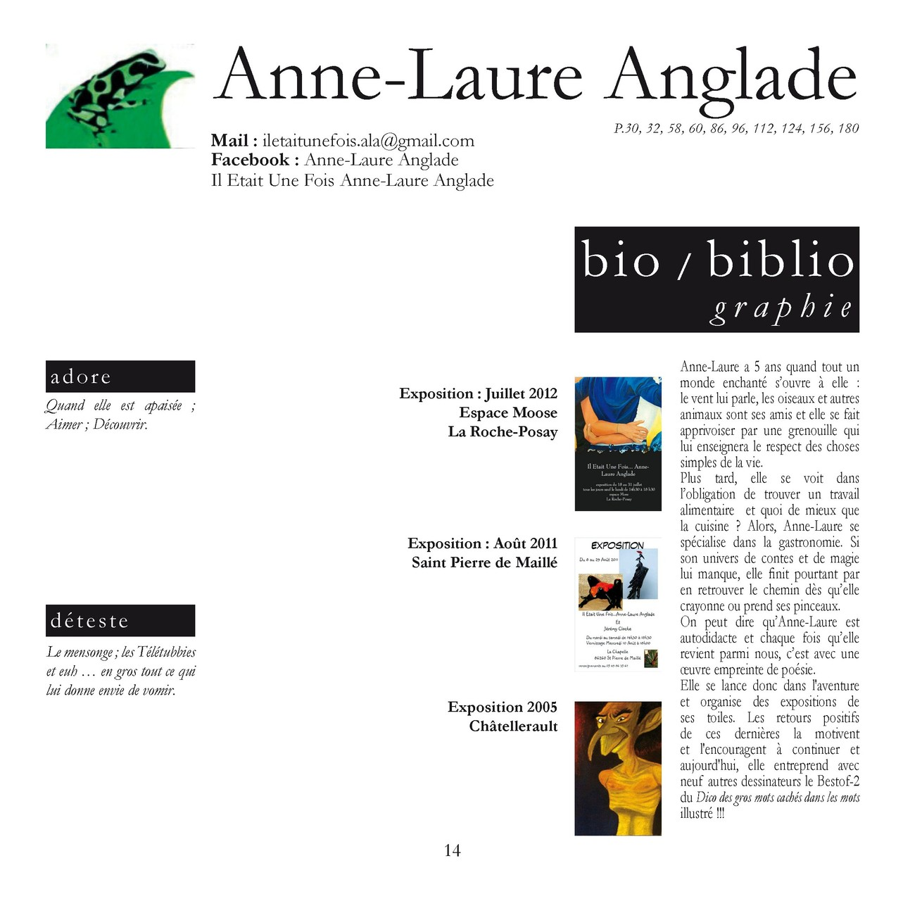Anne-Laure ANGLADE