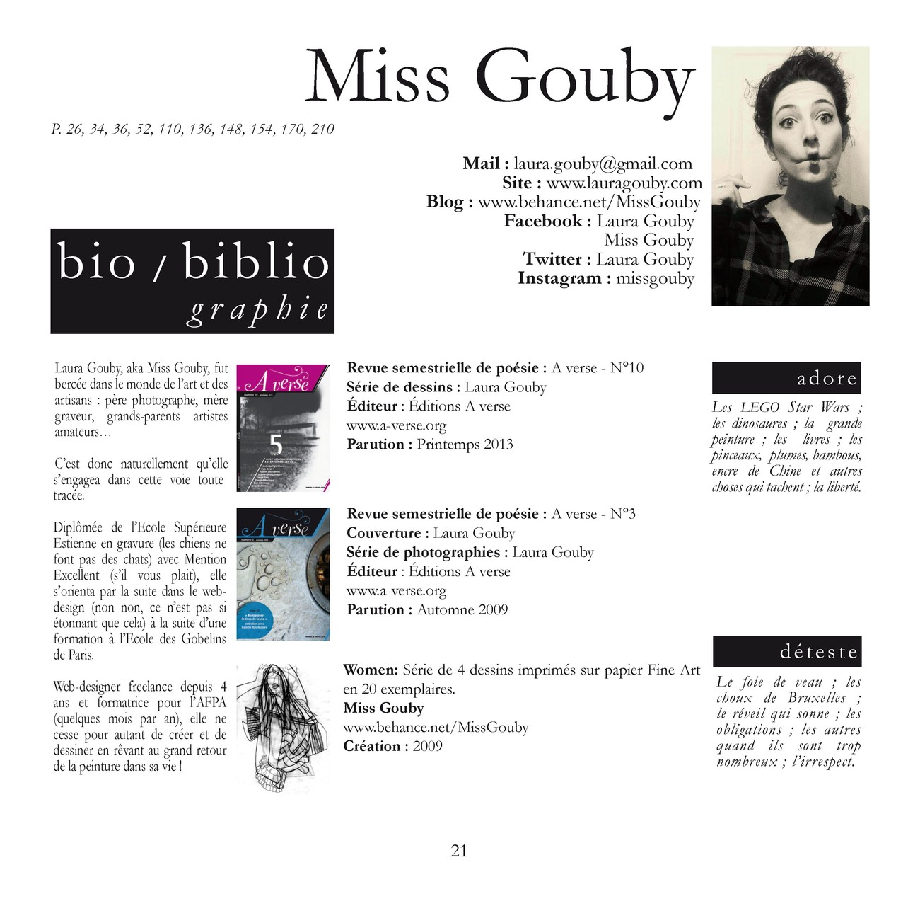MISS GOUBY