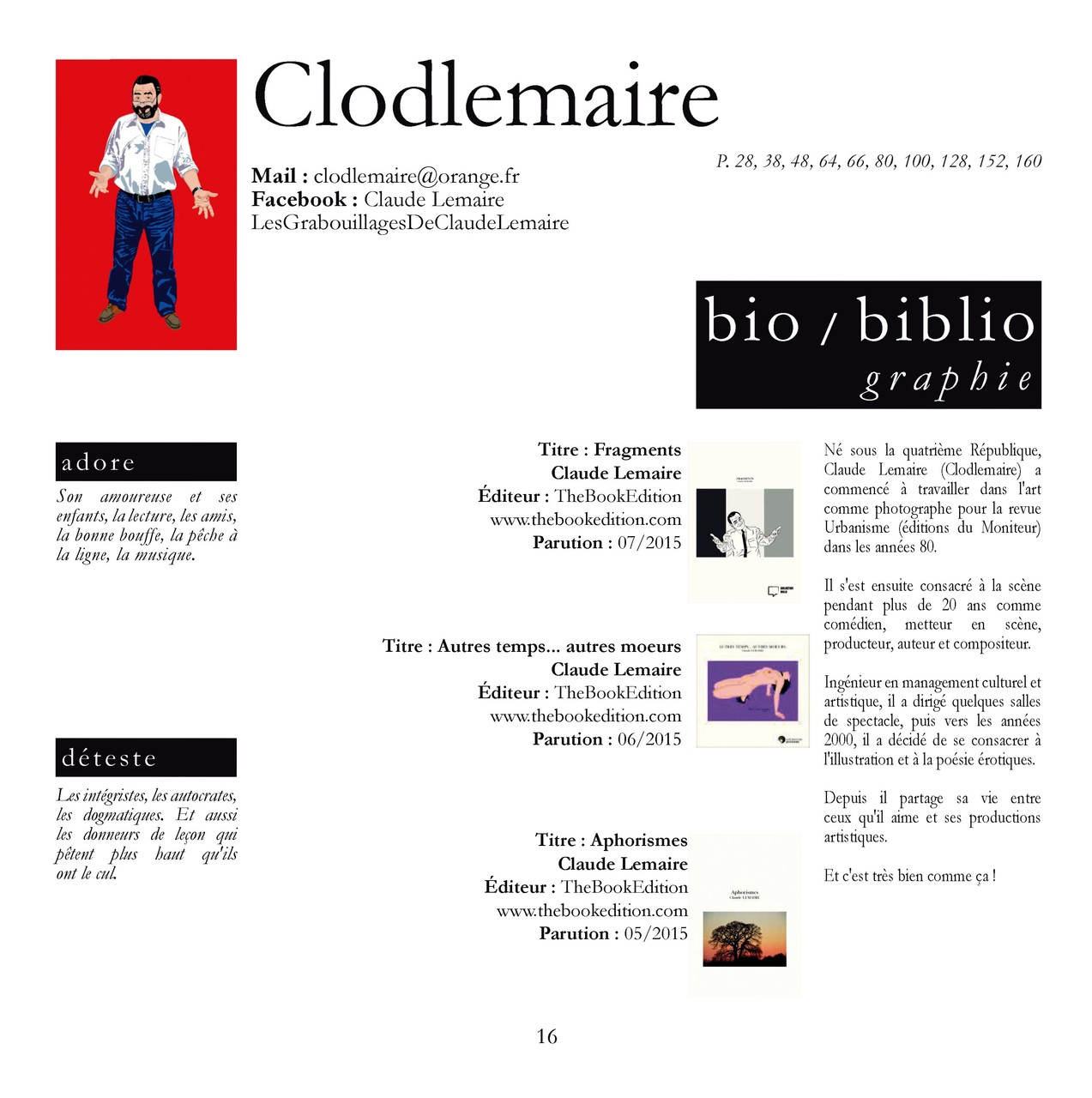 CLODLEMAIRE